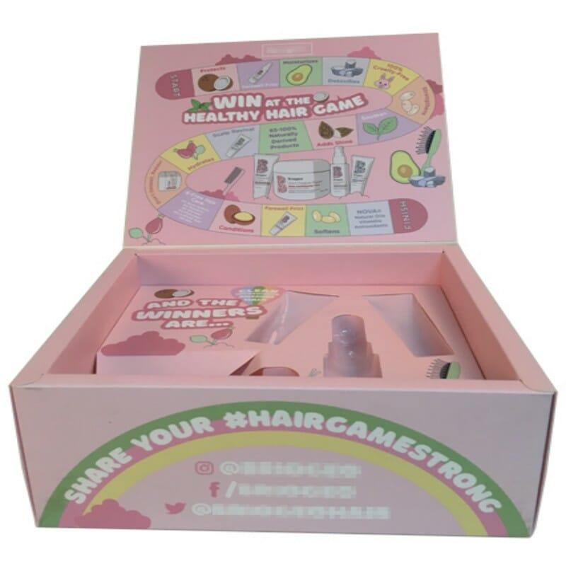 Shampoo packaging box 7
