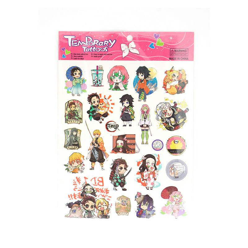 Cartoon pattern children stickers