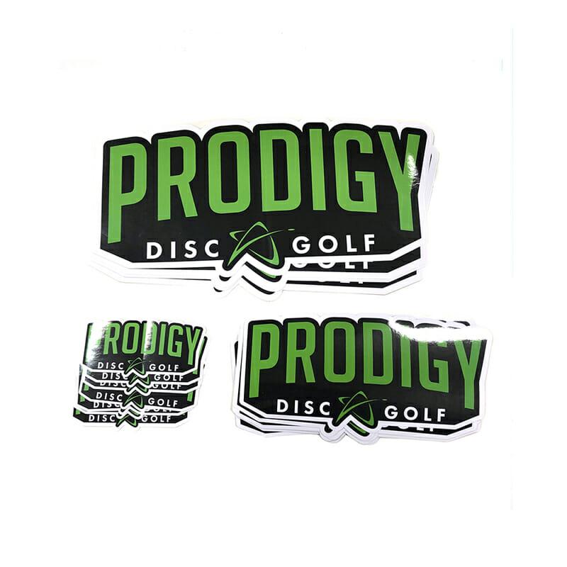 Vinyl Product Logo Stickers