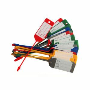 Self-Lock Arrow Car Key Tags /Service Tags