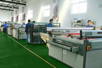 paper bag silk printing