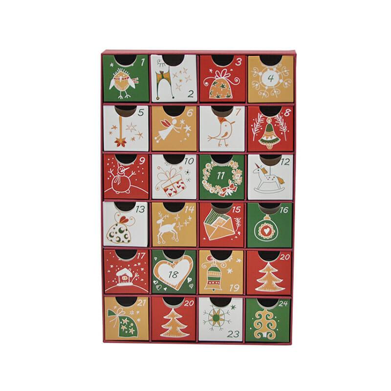 Christmas Gift Drawer Boxes
