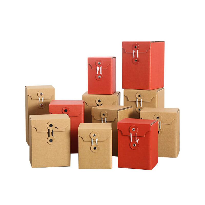 Kraft Brown Paper Boxes
