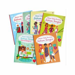 Children's Drawing Sticker Books