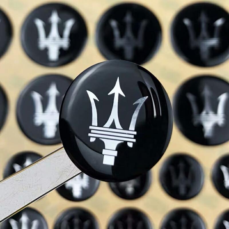 PU / Epoxy Dome Label Stickers