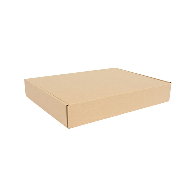 chocolate shipping box